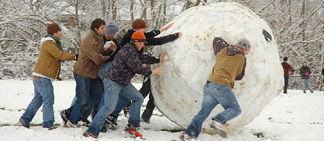 snowball-effect